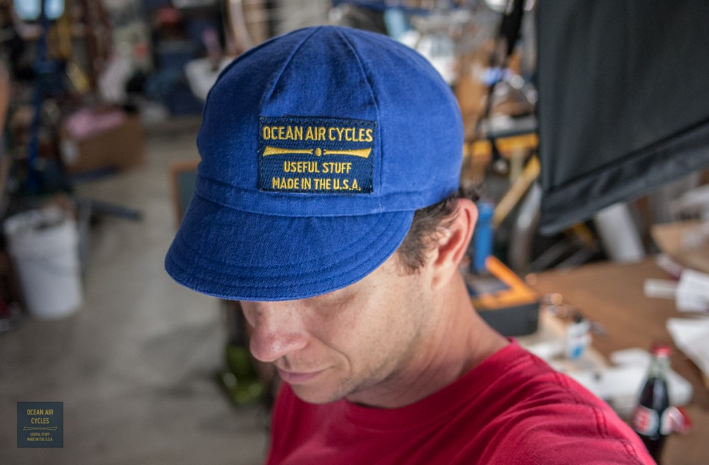 b66d9b57a Hat Collaboration with Randi Jo Fabrication | Ocean Air Cycles ...